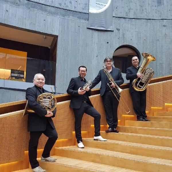 HONEGGER BRASS QUARTET