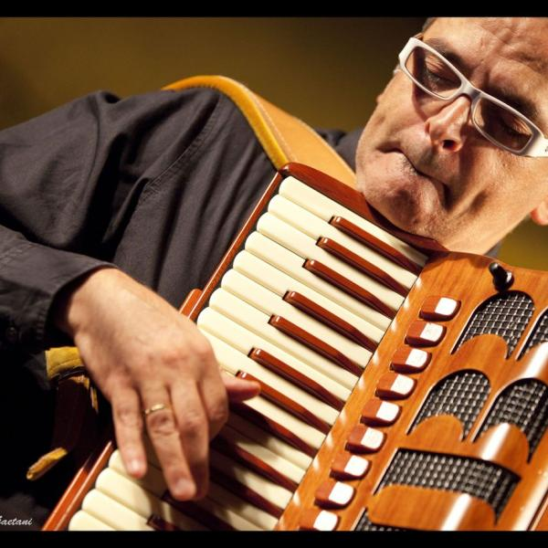 "RENZO RUGGIERI's   ""Solo Accordion Project"""